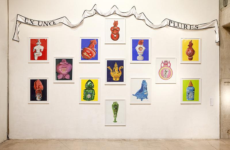 Ex Uno, Plures, Centro Educativo y Cultural Manuel Gomez Morin, 2012